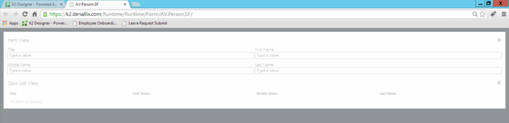 Blog - Tips for K2 smartforms performance - Image1