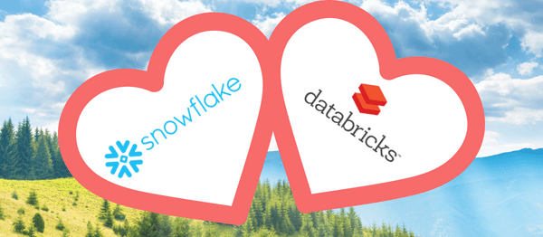 Snowflake and Databricks - a hyper-modern match made in data